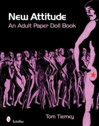 New Attitude an Adult Paper Doll Book