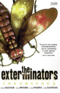 Exterminators vol 2 Insurgency