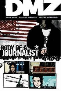 DMZ vol 2 Body of a Journalist