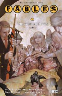 Fables vol 10 TPB The Good Prince