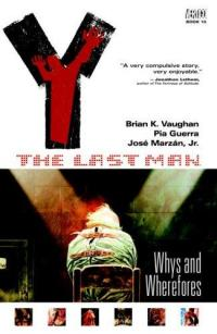 Y The Last Man vol 10 TPB Whys and Wherefores