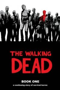 Walking Dead Book One (Hardcover)