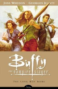 Buffy The Vampire Slayer vol 1 The Long Way Home