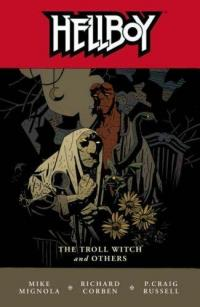 Hellboy vol 7 The Troll Witch and Others