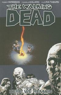 Walking Dead TPB vol 9 Here We Remain