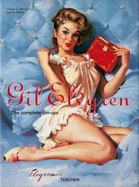 Gil Elvgren Complete Pin-Ups