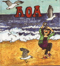 AOA vol 1 Daily Diary Comics of Melinda Boyce