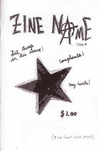Zine Name