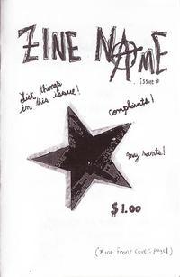 Zine Name