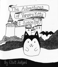 Adventures of Vampire Kitty and Space Bat