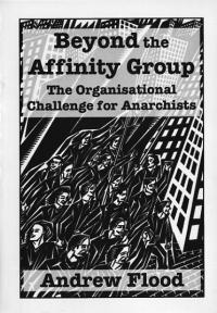 Beyond the Affinity Group the Organisational Challenge for Anarchists
