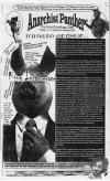 Anarchist Panther vol 1 #3 Good Readings Zine Spring into Summer 01