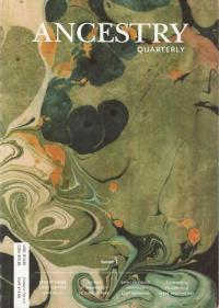 Ancestry Quarterly #1