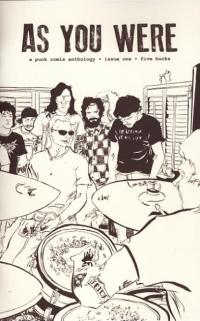 As You Were #1 A Punk Comix Anthology