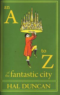 A to Z of the Fantastic City