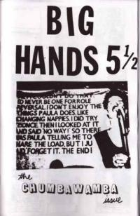 Big Hands #5 1/2