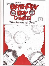 Birthday Boy Comics #1