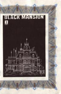 Black Mansion #1