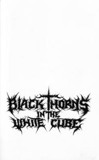 Black Thorns in the White Cube Catalog