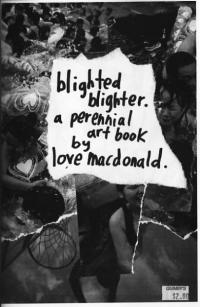 Blighted Blighter a Perennial Art Book