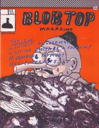 Blob Top Magazine #1 Nov 12
