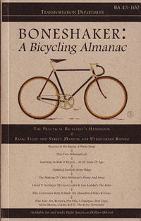 Boneshaker #43-100 A Bicycling Almanac