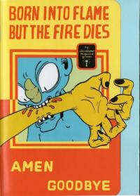 Born into Flame But the Fire Dies Amen Goodbye