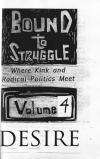 Bound to Struggle vol 4 Where Kink and Radical Politics Meet