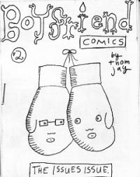 Boyfriend Comics #2 the Issues Issue