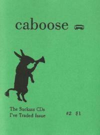 Caboose #2