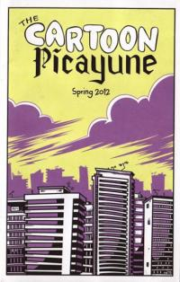 Cartoon Picayune #3 Spr 12