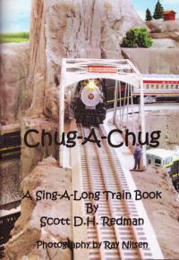 Chug A Chug a Sing A Long Train Book