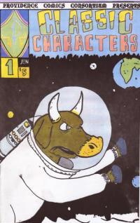 Classic Characters #1 Jun 13