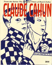 Claude Cahun From the Life and Times of Butch Dykes vol 2 #2 2010