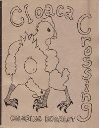 Cloaca Crossing Coloring Booklet