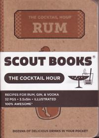 Cocktail Hour Rum Gin and Vodka 3 Pack