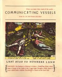 Communicating Vessels #24 Fall Win 12 13