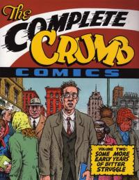 Complete Crumb Comics vol 2