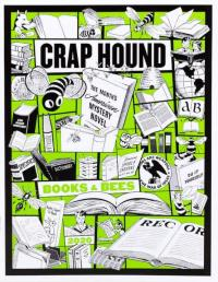 Crap Hound 2020 Books and Bees