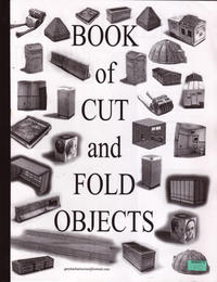 Book of Cut and Fold Objects