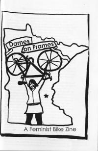 Dames on Frames Feminist Bike Zine