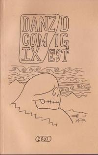 Danz Comix Digest 2007