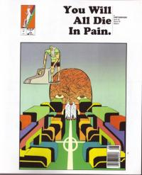 Cartoonshow #1 You Will All Die In Pain