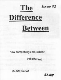 Difference Between #2 How Some Things are Similar Yet Different