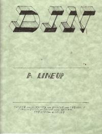 Din #1 A Line Up