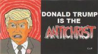 Donald Trump Is the Antichrist