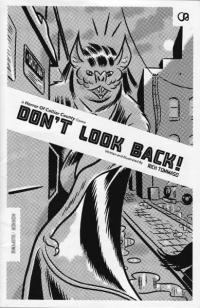 Dont Look Back a Horror of Collier County Comic
