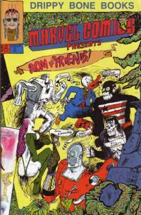 Marvel Comics Presents #6 Rom and Friends