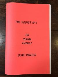 Egoist #1 On Sexual Assault