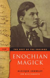 Best of the Equinox vol 1 Enochian Magick